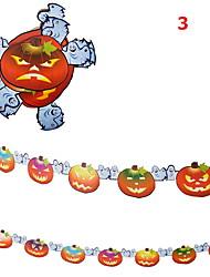 Игрушка новизны / фестиваль Поставки фестиваль питания / Бумага Радужный / черный увядает / Желтый Для детей Все