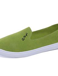 Women's Flats Spring / Summer / Fall Comfort Fabric Outdoor / Casual Flat Heel Others