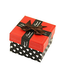 Three Bow Gift Packing Boxes Per Pack