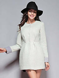 Women's Casual/Daily Cute Coat