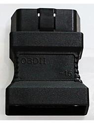 instrument d'adaptation de l'état obdii 16 millions deux générations de la génération 2 de l'anti-vol clé correspondant connecteur obd