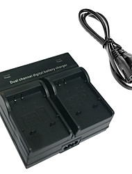 BK1 Digital Camera Battery Dual Charger for Sony BK1 W190 S750 S780 S950 S980 W370