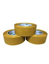 6,0 centímetros * fita de vedação amarela 2,5 centímetros