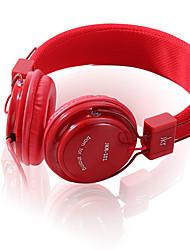 JKR JKR-101 Casques (Bandeaux)ForLecteur multimédia/Tablette / Téléphone portable / OrdinateursWithAvec Microphone / DJ / Règlage de