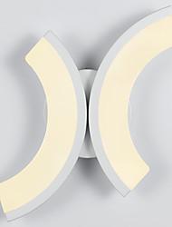 AC 85-265 8w LED Intégré Moderne/Contemporain Peintures Fonctionnalité for LED,Eclairage d'ambiance Chandeliers muraux Applique murale