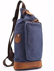 Для мужчин Полотно Спортивный / Для отдыха на природе Слинг сумки на ремне