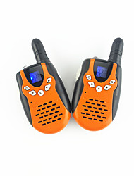 3651 Pair Mini Walkie-Talkie UHF Rechargeable Couple Family Outdoors Team Tourism May Choose To Use.