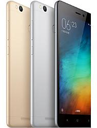 """Redmi 3S 5.0 """" MIUI Smartphone 4G ( Double SIM Huit Cœurs 13 MP 2GB + 16 GB Gris Doré Argenté )"""