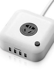 YOABO Verkabelt Others Smart usb socket Weiß