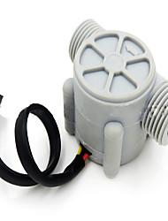 hall 4 en charge des capteurs de débit alimentaire