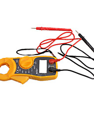 Mini Portable Pocket-Sized Digital Clip-On Multimeter