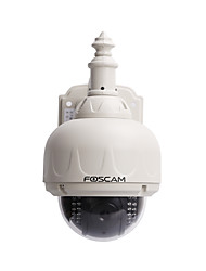 Foscam 300k Pixel PT Outdoor with Waterproof Day Night Motion Detection Dual Stream Remote Access IR-cut