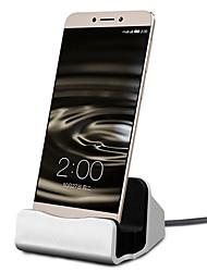 Зарядное устройство и аксессуары Док-зарядное устройство / Портативное зарядное устройство Стандарт США 1 USB-порт с кабелемДля