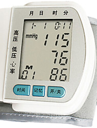 Automatic Wrist Blood Pressure Monitor Blood Pressure Meter Smart Home English Gifts