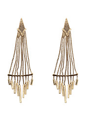 Earring Round Drop Earrings Jewelry Women Fashion / Vintage / Bohemia Style / Punk Style / Rock Party / Daily / Casual / Sports Alloy1