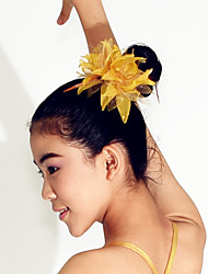 Performance Modern Dance Headpieces Women's / Children's Performance / Feathers Feathers /Fur / Flower(s) 1 Piece /