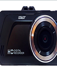 SAST A80 Micro Single Driving Recorder 1080P HD Night Vision Super Night