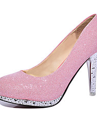 Women's Heels Spring / Summer / Fall Heels Glitter Party & Evening / Dress Stiletto Heel Sparkling Glitter