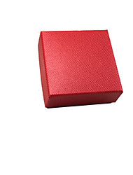 Special Packing Box for Jewelry  Size 7.3 * 7.3 * 3.5CM  4 Packaged for Sale