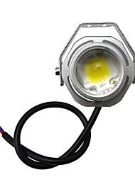 10w carro levou super grande lâmpada touro olho modificado lâmpada kit habitação 8 ângulo