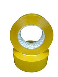 Yellow High Viscosity Packing Tape