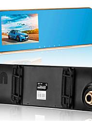 вождение автомобиля рекордер двойной линзы высокой четкости ночного видения зеркало с парковки автомобиля мониторинга изображения