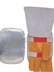 véritable wei Teshi 44-3008 chaleur à haute température en aluminium réfléchissant bouclier protège-main