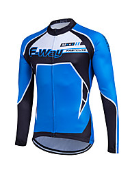 Winter Winter Thermal Fleece Windproof Long Sleeve Cycling Jersey Bike Clothing Bicycle Wear Cycling Jacket