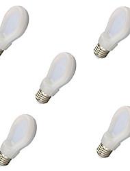 5pcs 12W E27 2700K/6500K Flat Shap Light Led Globe Bulb Lamps(AC85-265V)