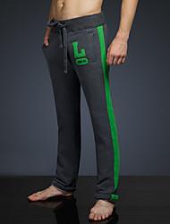 LOVEBANANA Men's Active Pants Dark Gray-36005