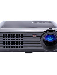 Powerful® SV-226 LCD Projetor para Home Theater WVGA (800x480) 160 Lumens LED 4:3/16:9