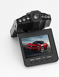 Mini  6 Light Cycle Video Monitoring 2.5 Inch HD 1.3MP Driving Recorder