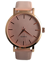 Simple And Elegant Fashion Ladies Quartz Gift Watch