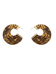 Boucle Forme Géométrique Bijoux 1 paire Mode / Vintage / Bohemia style / Style Punk / Rock Soirée / Quotidien / Décontracté / Sports