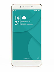 "DOOGEE F7 5.5 "" Android 6.0 Smartphone 4G ( Chip Duplo Deca Core 16MP 3GB + 32 GB Preto / Branco )"