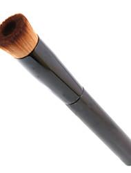 1 Кисть для основы Синтетические волосы Лицо Прочее