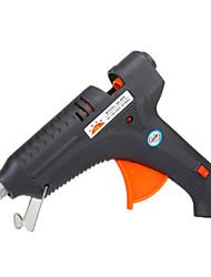 pistola de cola 3k-605 11 milímetros com interruptor