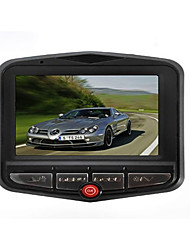 Car DVR  2.5 inch Screen Dash Cam