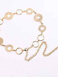 Fashion Women's Belt  Alloy Waist Belt  Decorative Belts