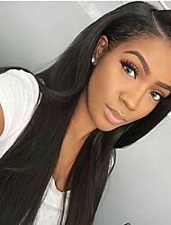 130% Density Full Lace Human Hair Wigs Brazilian Virgin Hair Straight Full Lace Human Hair Wigs For Women