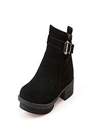 Women's Boots Fall / WinterHeels /Platform /Snow Boots /Fashion Boots /Motorcycle Boots /Gladiator / Basic Pump /