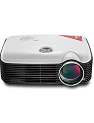 CRT SVGA (800x600) Projector,LED 2600 Portable Projector