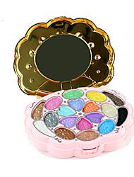 26 Eyeshadow Palette Dry Eyeshadow palette Powder Normal Daily Makeup