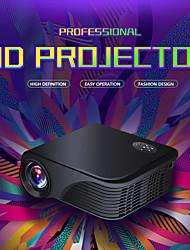 Mini HD 1080P Projector S320 EU/US LCD Technology VGA USB TF