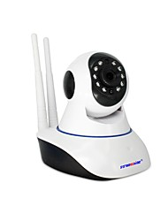 Strongshine® 960P HD Max SD/TF Card Support 64GB IR-cut Day Night P2P Wireless PTZ Indoor IP WiFI Camera