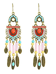 Earring Others Jewelry Women Bohemia Style Party / Daily / Casual Alloy 1 pair Bronze KAYSHINE