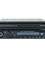 738GPS Seven Inch Single Spindle Telescopic DVD
