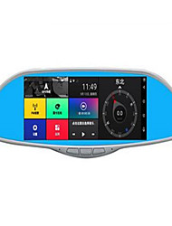 Compass Navigation And Fast Multi Function 3G Intelligent Cloud Mirror   Car Recorder