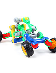 Transferable Car Building Blocks Building Kit DIY Toys(115pcs)