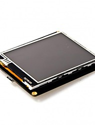 "2.8"" USB TFT Touch LCD Display Module For pcDuino1,2,3/Raspberry Pi, B+, 2"